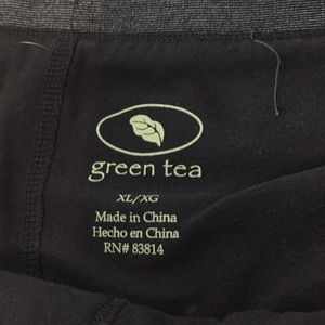 GreenTea Shorts - GreenTea knit skort